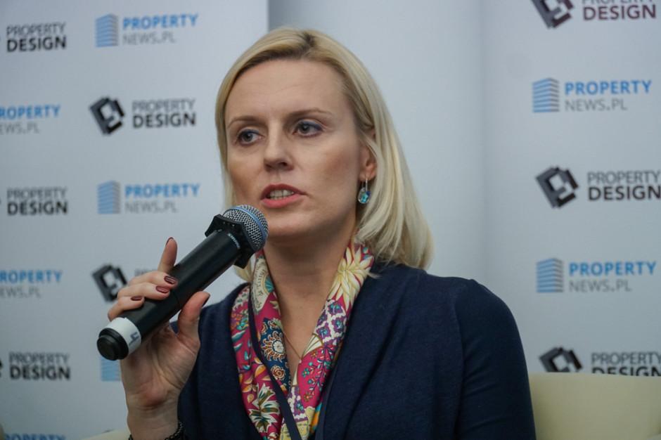 Marta Wybrańska, Leasing Director, Avestus Real Estate