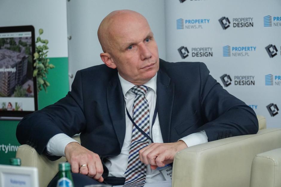 Maciej Kamiński, wiceprezes zarządu, Buma Service