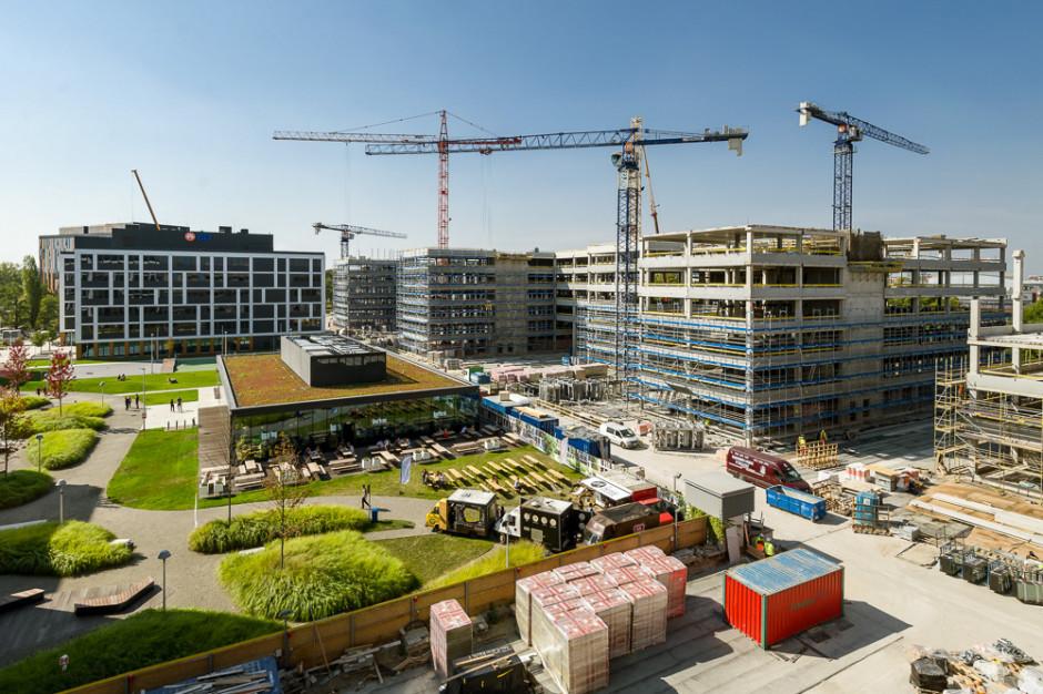 Rekordowy najemca w Business Garden. Credit Agricole bierze dwa budynki