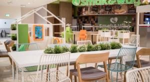 Centrum Handlowe Bielawy z nowym foodcourtem