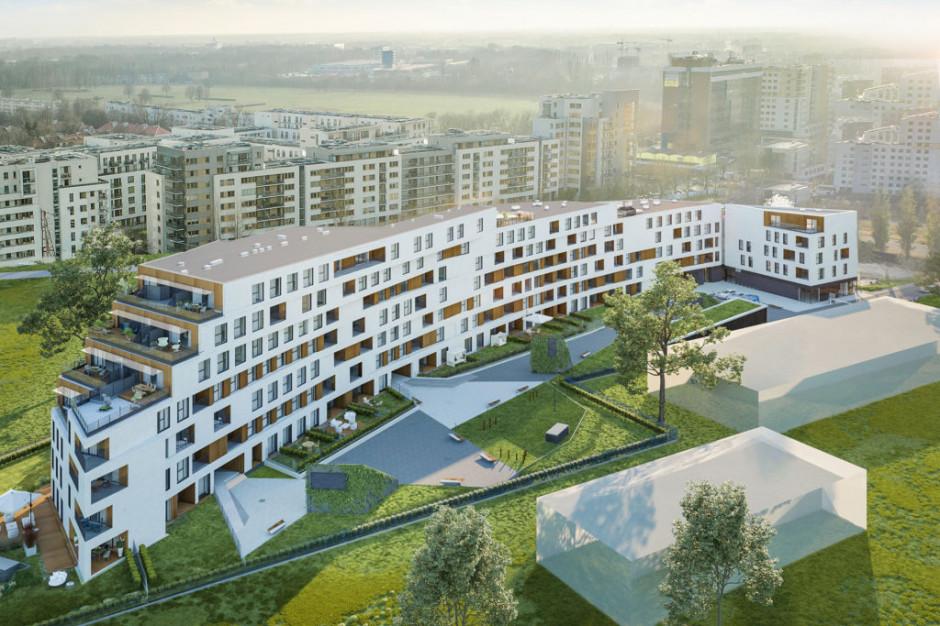 Apartamenty Bokserska - tak KG Group debiutuje w stolicy