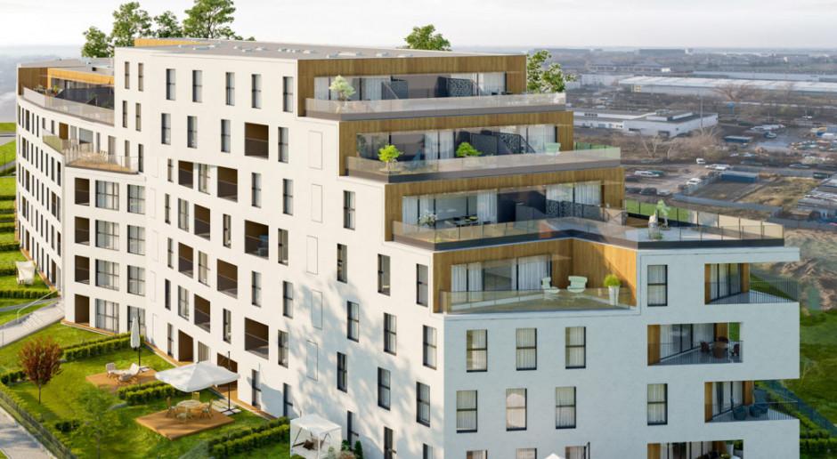 Apartamenty Bokserska, inwestycja KG Group
