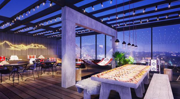 Hotelowe wnętrza inspirowane podróżami. Oto nowy ibis Styles