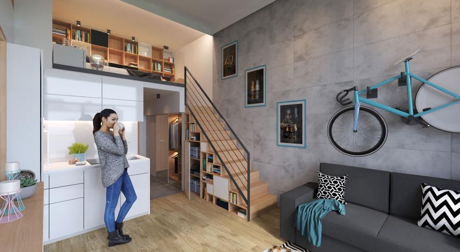 Mikromieszkania robią furorę na rynku inwestycyjnym