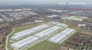 Największy kompleks logistyczny w Europie na półmetku prac