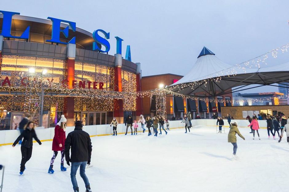 Silesia City Center gotowe na zimowe rozrywki
