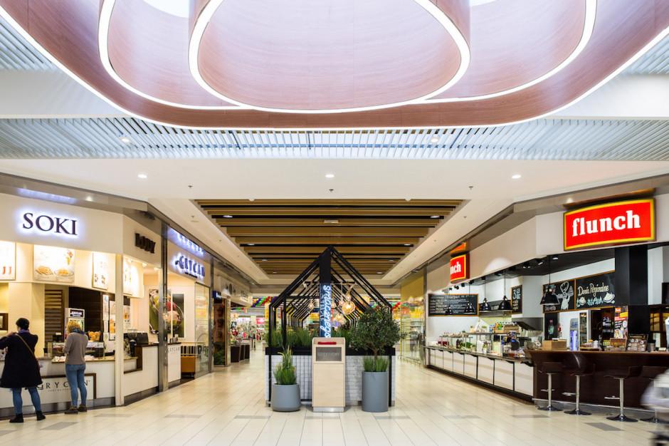 Białostockie centrum Auchan Produkcyjna w nowym wydaniu