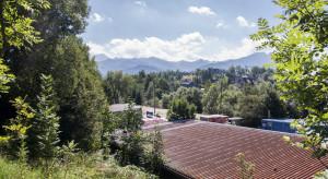 W Zakopanem wystawiono na sprzedaż grunt pod zabudowę mieszkaniowo-usługową