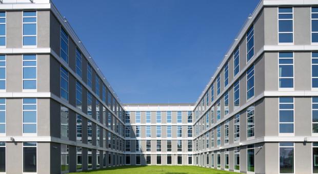 Biurowy Enterprise Park w komplecie