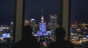 Z najwyższych pięter na wystawę. Noc Wieżowców na zdjęciach