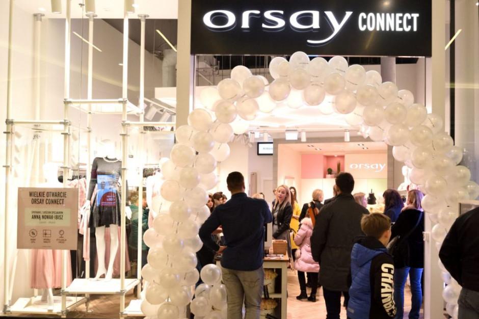 Pierwszy w Polsce i jedyny w Europie - Orsay w innowacyjnym koncepcie