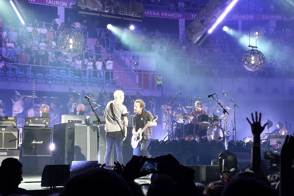 Pearl Jam, McCartney i Metallica nakręciły statystyki w Tauron Arenie Kraków