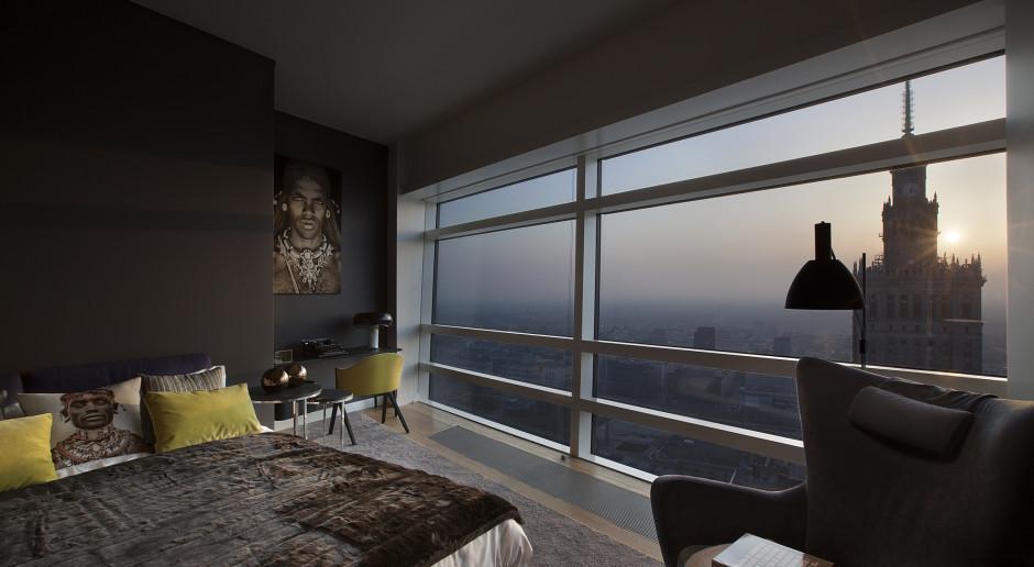 Inwestycja na Złotej 44. Zobacz trzy designerskie apartamenty
