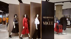 Najpierw Oxford Street, teraz współpraca z Vogue...