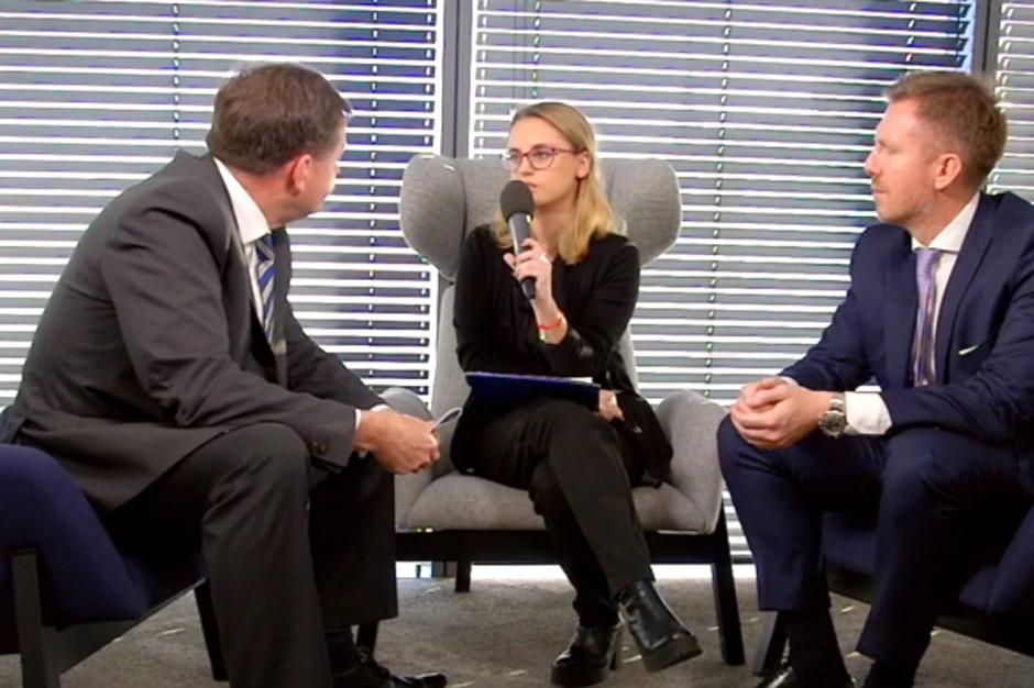 Tomasz Buras i John Palmer o nowej strukturze i kondycji rynku magazynowego w Polsce