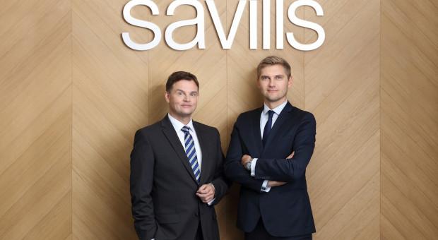 Savills chce wykorzystać magazynowy potencjał