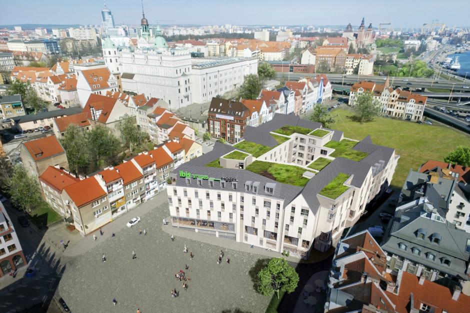 Czwarty adres Orbisu w Szczecinie