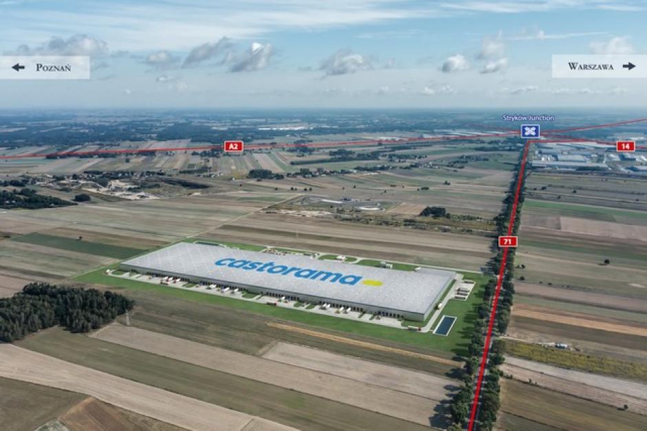 Tritax EuroBox kupuje centrum logistyczne Castoramy