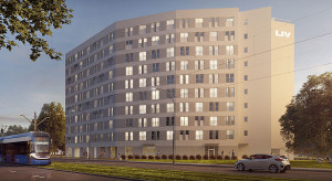 Krakowski akademik LIV z wykonawcą. Jest umowa Erbudu z Equal Real Estate