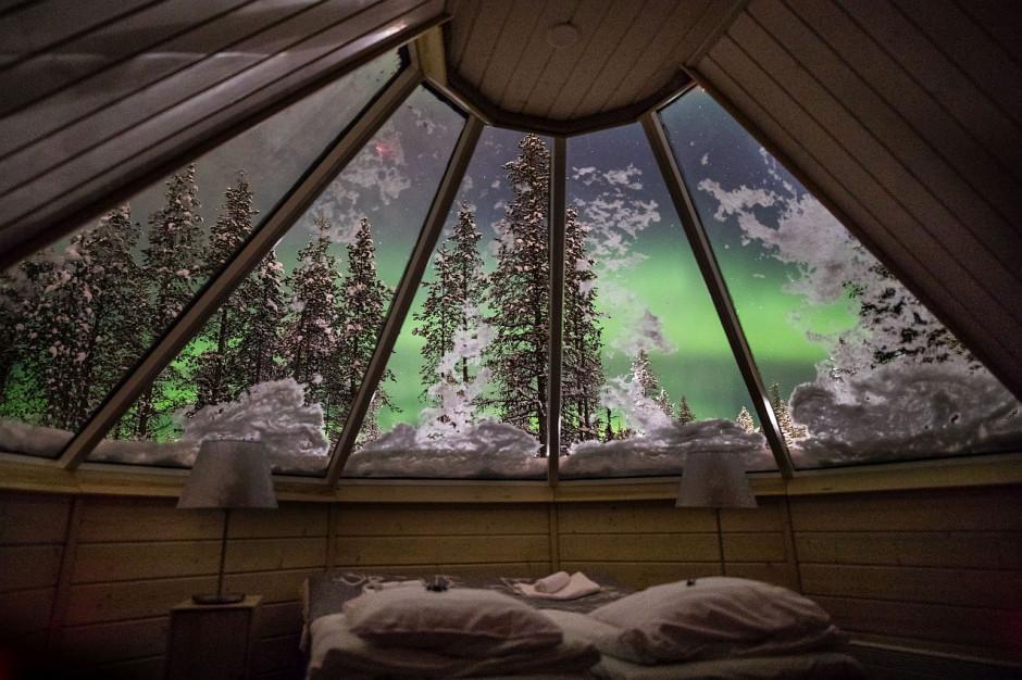 Gorący sezon w najlepszych hotelach lodowych
