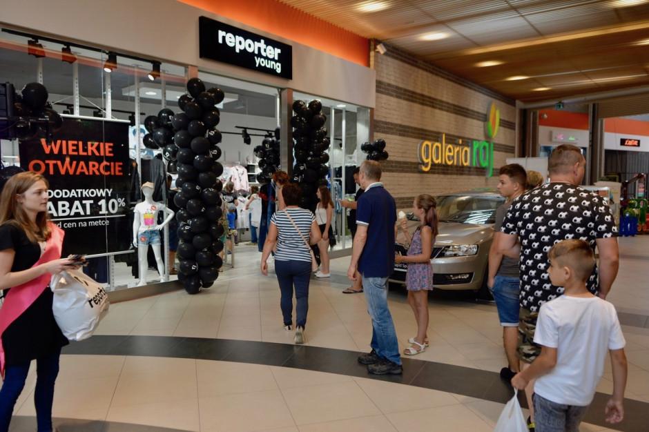 Galeria Raj pozyskała popularną markę