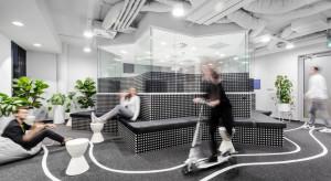 Zobacz biuro w skandynawskim duchu
