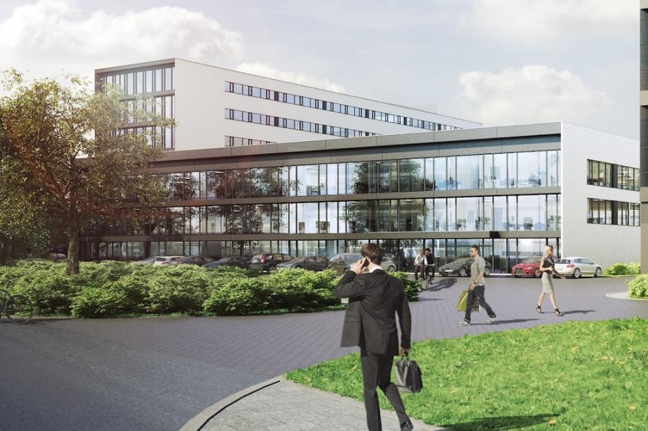 UL International chce mieć nowe centrum R&D. BTS biurowo-magazynowy powstaje w ramach Bolero Office II