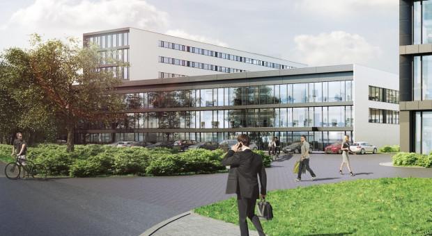 UL International chce mieć nowe centrum R&D. Powstaje BTS biurowo-magazynowy