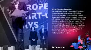 Krok w kierunku przyszłości. IV edycja European Start-up Days