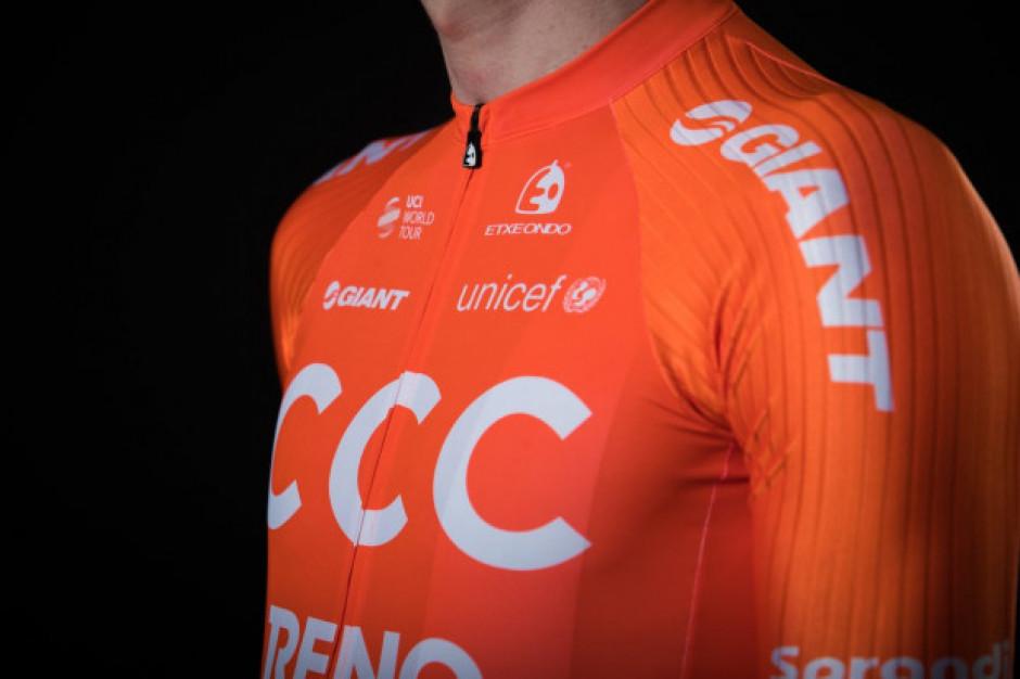 Ekipa CCC Team w grupie 18 najlepszych drużyn świata