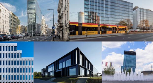 Oto najlepsze budynki biurowe w Polsce
