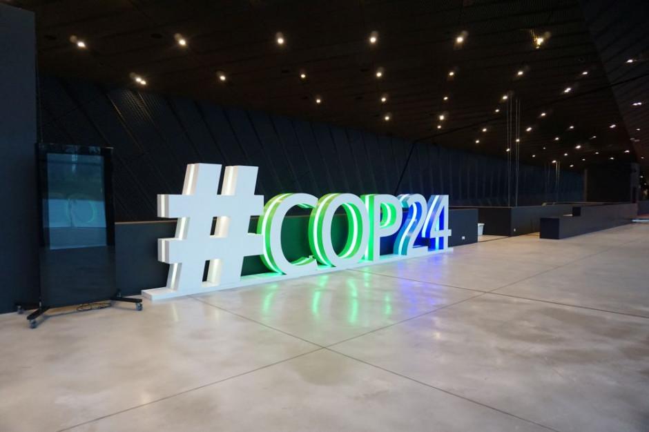 COP24 w Spodku i MCK. Zaglądamy za kulisy