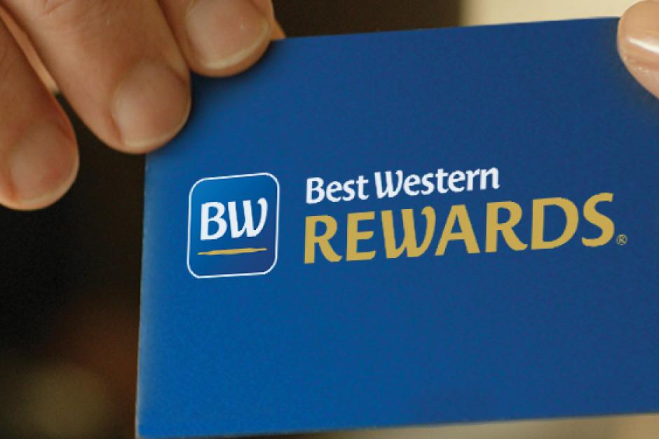 Program lojalnościowy Best Western - doceniony