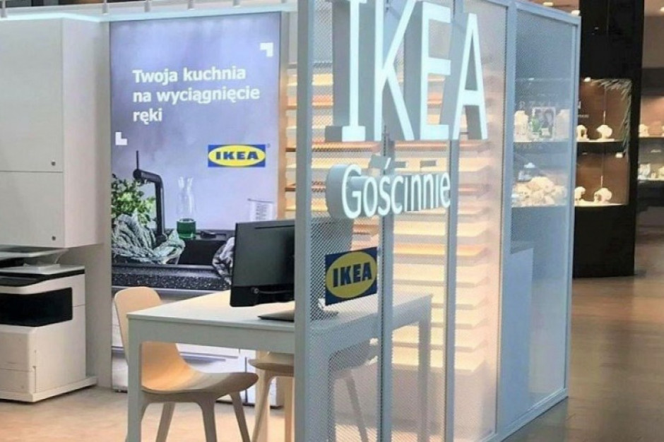 IKEA zamknęła punkt w Gdyni
