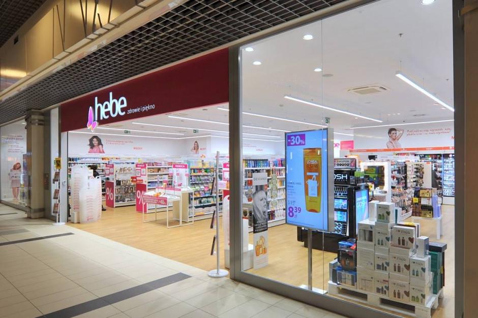 Hebe w CH Auchan Swadzim