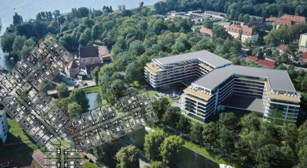 Gigantyczna inwestycja na Mazurach. W Giżycku powstanie hotel o powierzchni 42 tys. mkw.