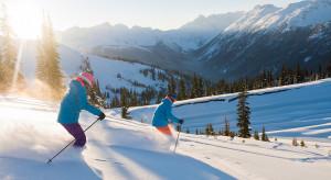 W Beskidach trudne warunki na szlakach, niezłe na trasach narciarskich