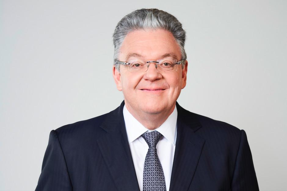 Nowy CEO w DHL Express