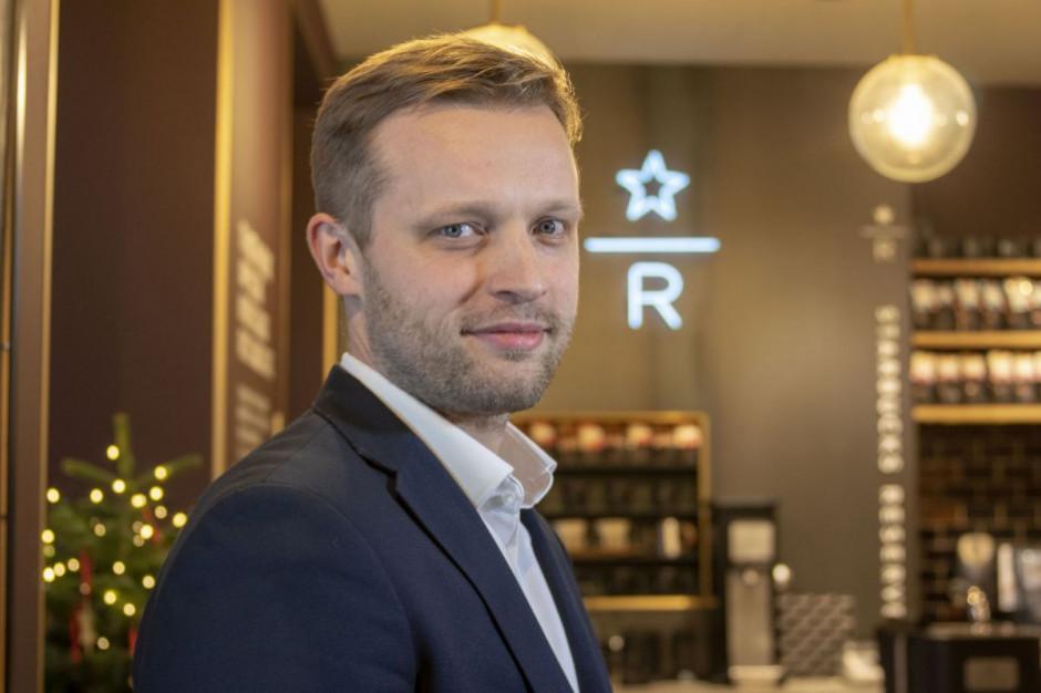 Starbucks chce wykorzystać potencjał polskiego rynku