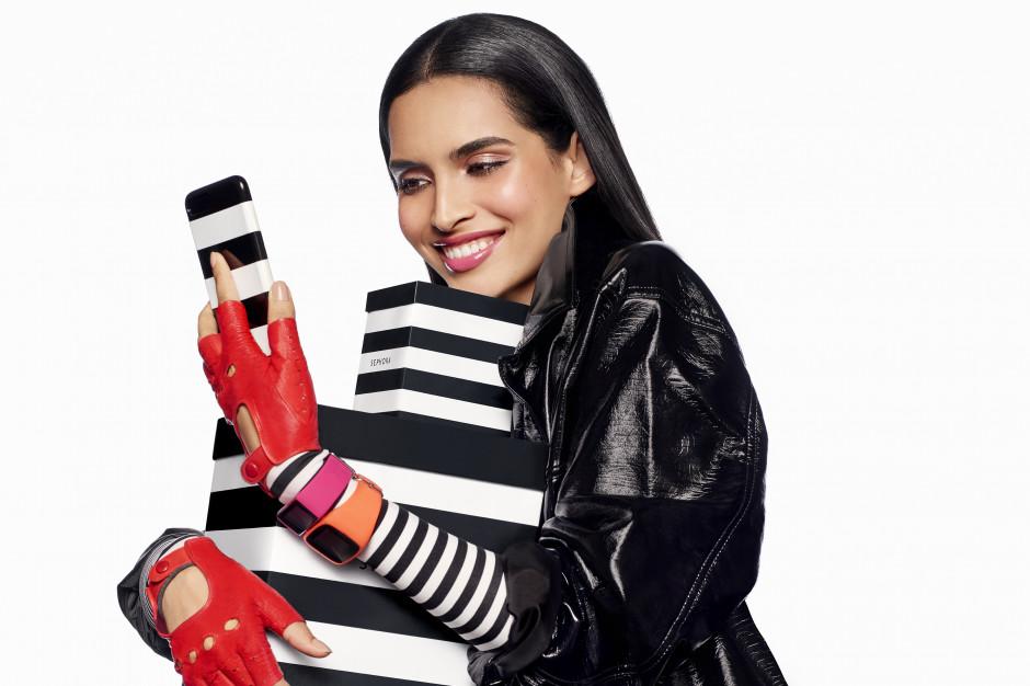 Sephora świętuje w internecie