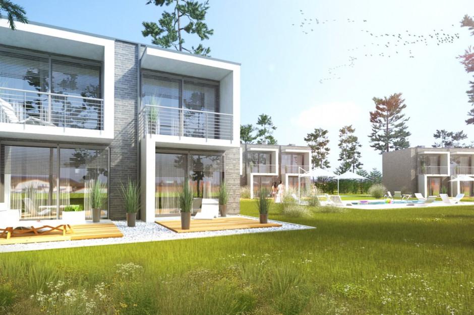 Aprum Apartments: kompleks aparthotelowy w Pobierowie