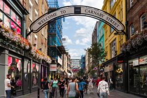 Columbia otwiera flagowy sklep przy jednej z najpopularniejszych handlowych ulic Londynu