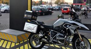 Sadyba Best Mall z pierwszą w Polsce bezobsługową wypożyczalnią motocykli