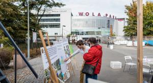 Otoczenie Wola Parku zyska nową odsłonę