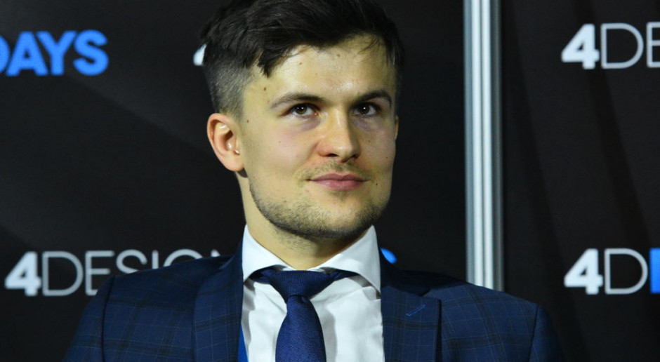 Paweł Grochowski. Fot. PTWP