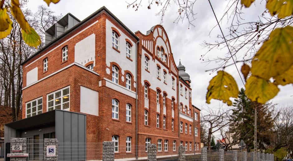 Gdański Harvard, inwestycja Metropolitan Investment. Fot. mat. pras.