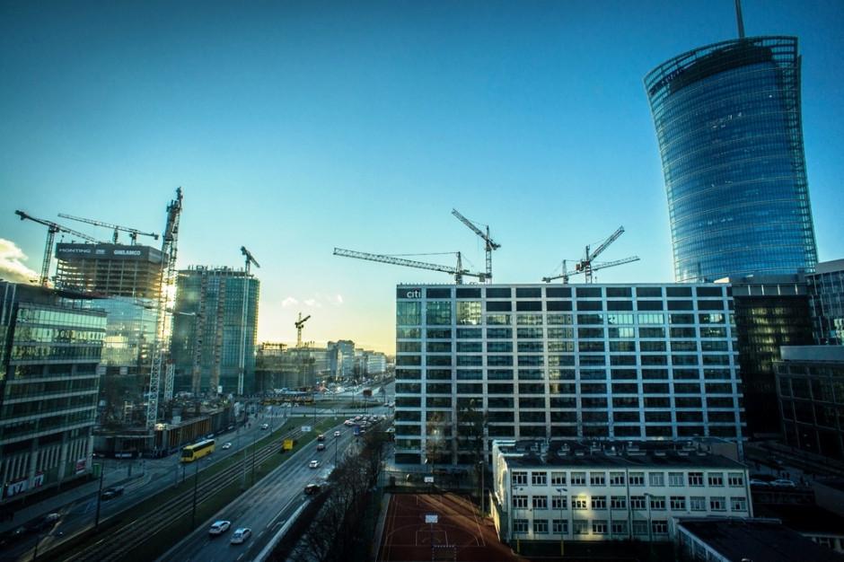 Popyt na biura w stolicy trzy razy wyższy od nowej podaży