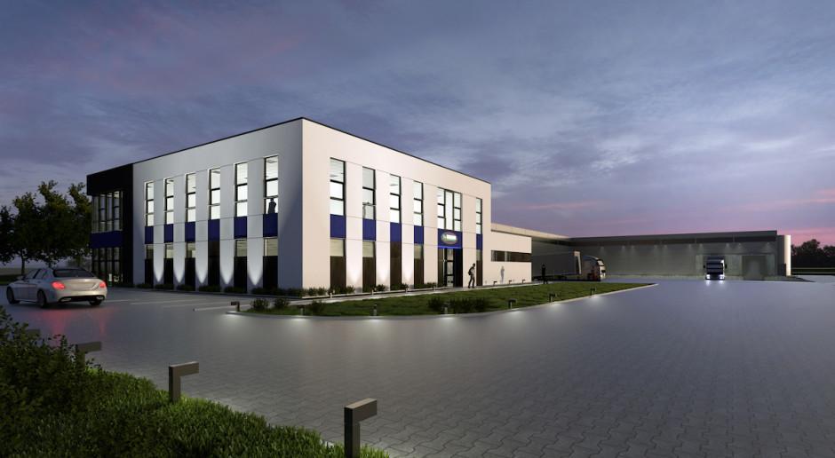 Nowa hala produkcyjna pod Poznaniem. Projekt i realizacja w rękach firmy Jakon