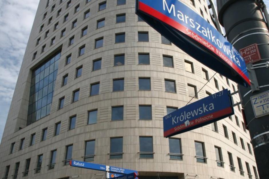 Maklerzy zajmą piętro w Centrum Królewska