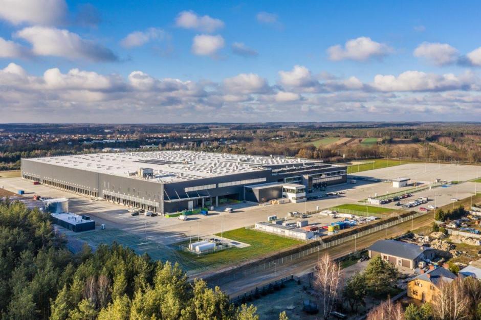 Centrum logistyczne jak Pałac Kultury. Lidl uruchamia swój największy kompleks w Polsce